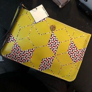 Handbags - Anne Klein Neon Wristlet Pouch